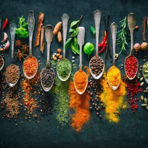 Spices - Powder